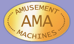 AMA Amusement Automaten Penny Press Machine