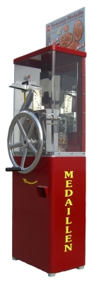 AMA Penny Press Cabinet